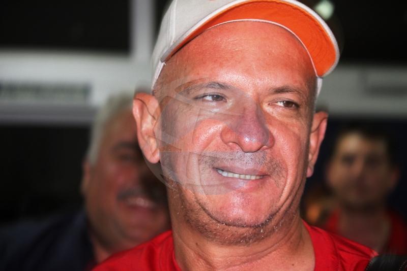 Hugo Carvajal vrij, maar wel persona non grata