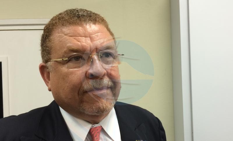 Angel Bermudez werd maandag middag als minister voorgesteld