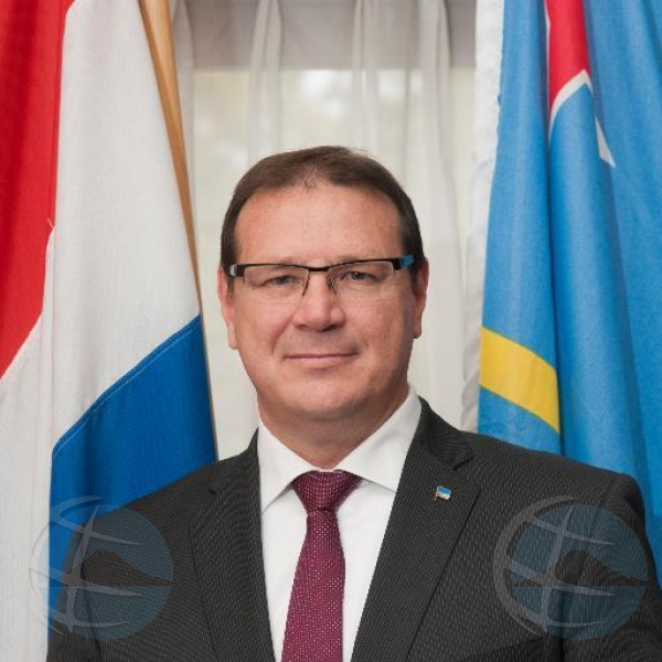 RMR: Alfonso Boekhoudt nieuwe gouverneur Aruba