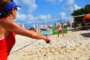 Prome dia Aruba Beach Tennis Open 2016 ta tras di lomba