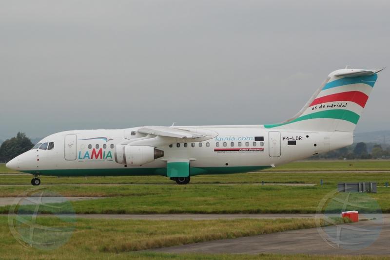 Avion accidenta na Colombia tabata registra na Aruba un tempo