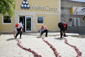 Metacorp a celebra cambio di aña 2016-2017