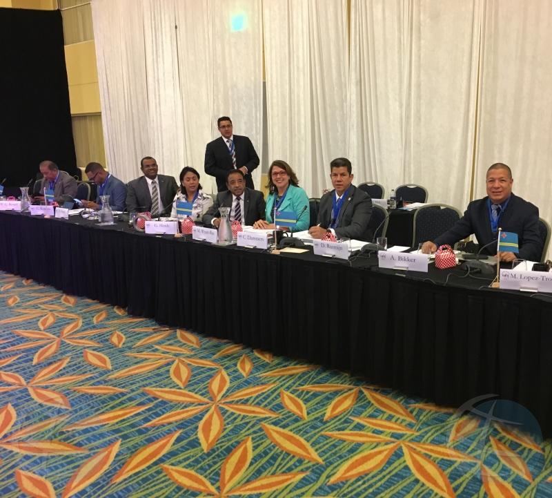 Wijzingingen in samenstelling parlementen kunnen IPKO-vergaderingen niet hinderen