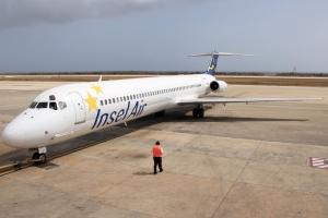InselAir International ta presenta business plan 'nobo' otro luna