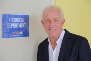 Martin Koopmans Director Tecnico nobo di Arubaanse Voetbal Bond
