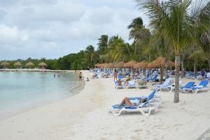 E miho experiencia playero na Aruba, Renaissance Island
