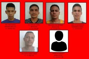 KPA: Seis preso fugitivo di Venezuela lo por ta na Aruba