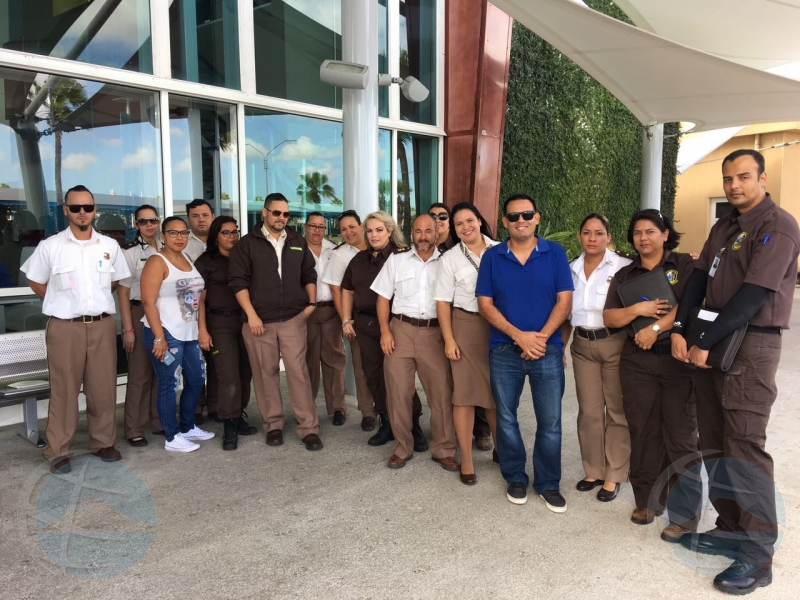 Douane luchthaven Aruba legt werk neer