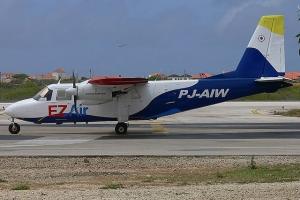 Aseguradonan ZVK a adapta operacion di transporte debi na situacion Insel Air