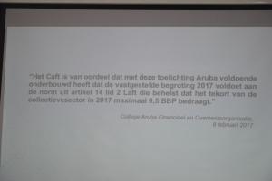 Begroting 2017 voldoet volgens Caft aan de normen