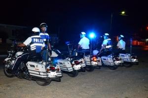 Polis a kita 5 chauffeur burachi for di caminda