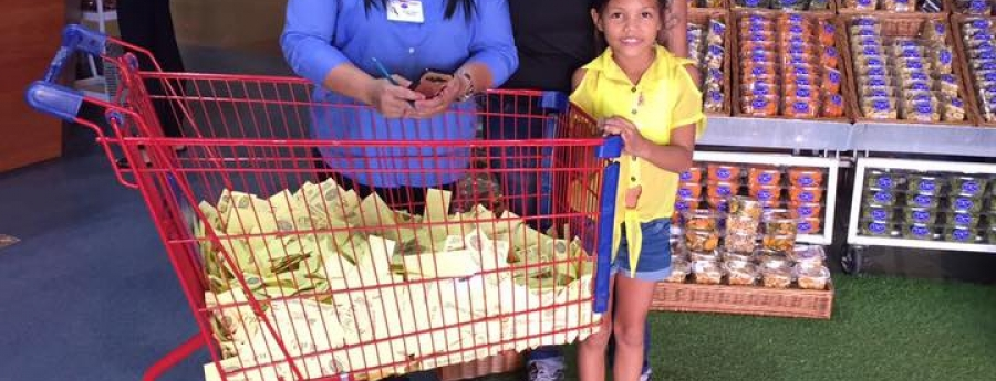 Ganadornan di Ling and Sons su carnaval campaign
