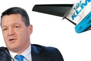 KLM no ta interesa pa reemplaza p.e. InselAir den Caribe