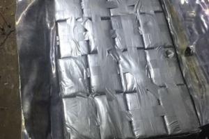Douane Hulandes a descubri droga den container di Aruba