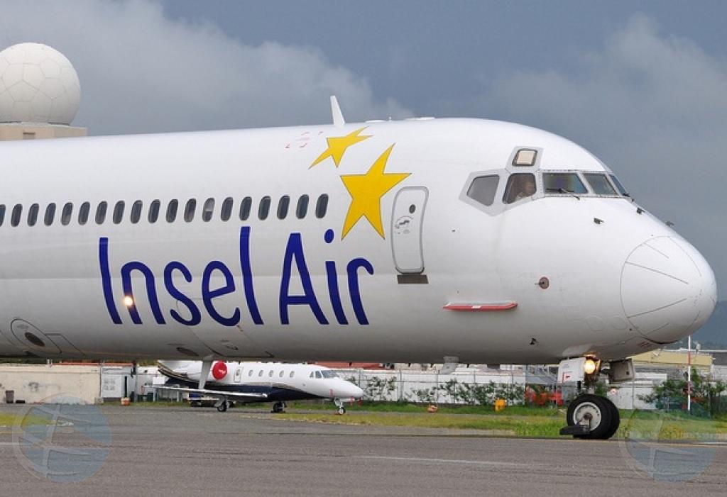 Tristeza y agresion na aeropuerto rond retiro di 250 trahado InselAir