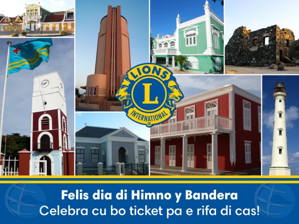 Lions Club of Aruba ta sigui cu campaña riba Facebook