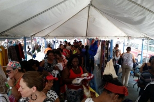 Rotary Club of Aruba preparacion pa Fiesta Rotaria 2017