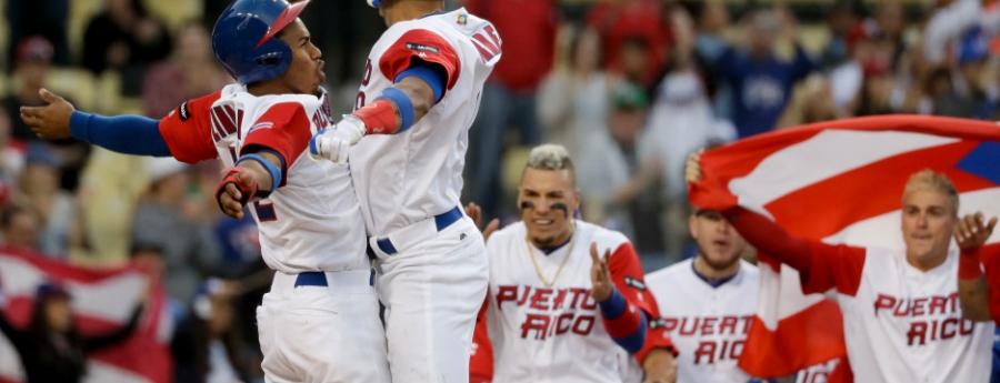 Reino Hulandes ta cay venci contra Puerto Rico den World Classic Baseball