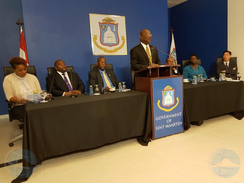 St Maarten ta risca haya instruccion diabierna awor di Hulanda