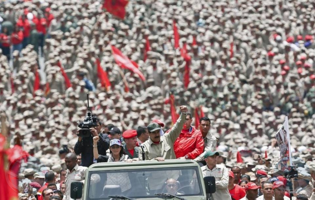 Merca ta adverti Venezuela relaciona cu marchanan di diaranson