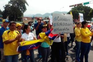 Tanto oposicion como oficialismo ta marcha awe na Venezuela