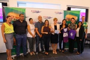 Aruba Bank a anuncia su 'Walk & Run' 2017