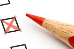 Resultado encuesta: 24% no sa ainda pa ken nan vota