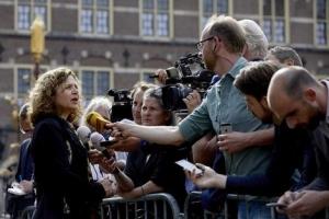 Schippers: Gabinete VVD, CDA, D66 y Christen Unie unico opcion