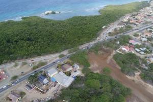 DOW: Circulacion di trafico San Nicolas Oranjestad a mehora