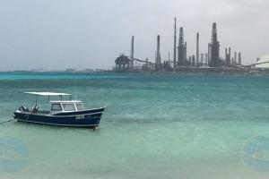 Aruba onderdeel complot omzeilen olieboycot Syrië