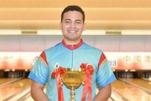 Bolichero di Aruba ta gana Macau Open 2017 na China