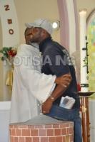 Homber kier a agredi Obispo Secco den misa na Corsou