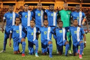 Corsou ta gana Jamaica y bira campeon Caribbean Cup 2017