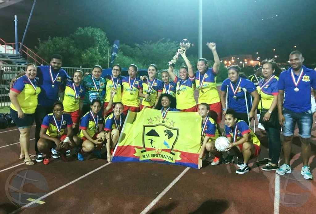 Aruba ta titula campeon Dutch Caribbean Women/s Soccer Cup 2017