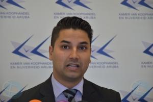 Kawish Misier nieuwe vice-voorzitter KvK