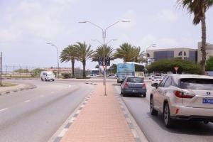 Ta cera parti di L.G. Smith Blvd durante Aruba Summer Music Festival