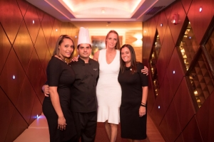 Renaissance Aruba Resort & Casino a celebra reapertura di L.G. Smith's Steak & Chop House