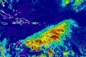 Meteo: Mogelijk slecht weer vanavond door tropical wave