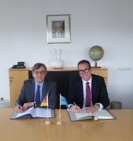 Aruba a firma tratado di TIEA cu Alemania