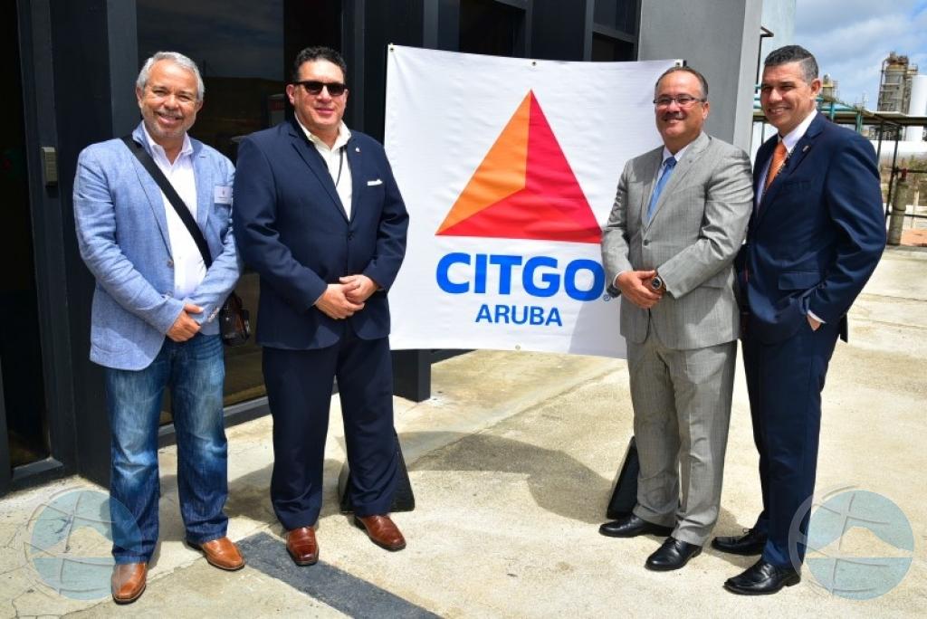 De Meza: CITGO heeft middelen goedgekeurd voor rehabilitatie raffinaderij
