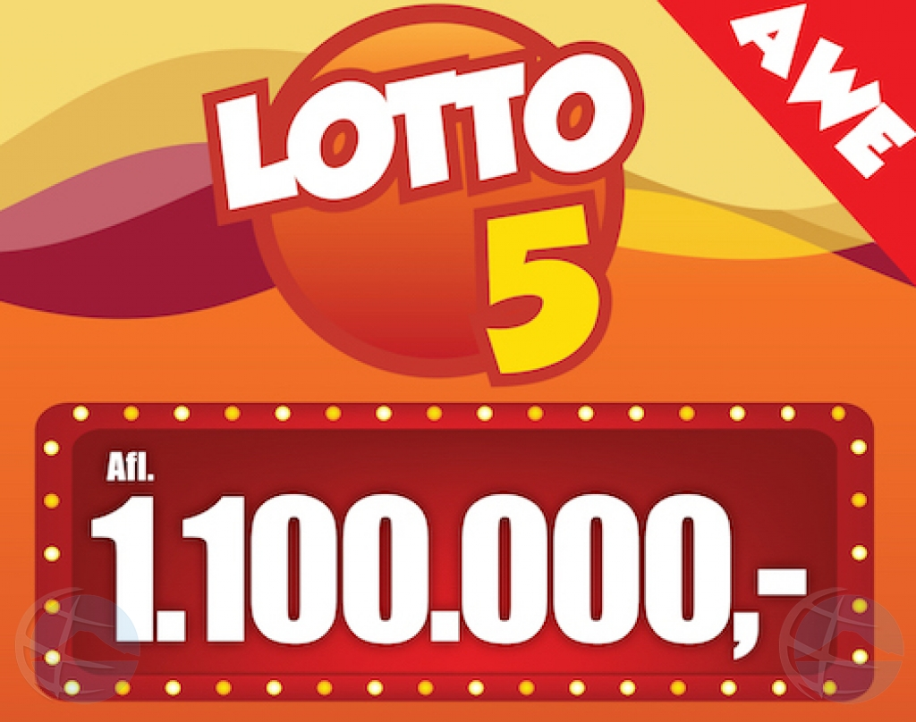 Un persona a gana e premio miyonario di Lotto 5