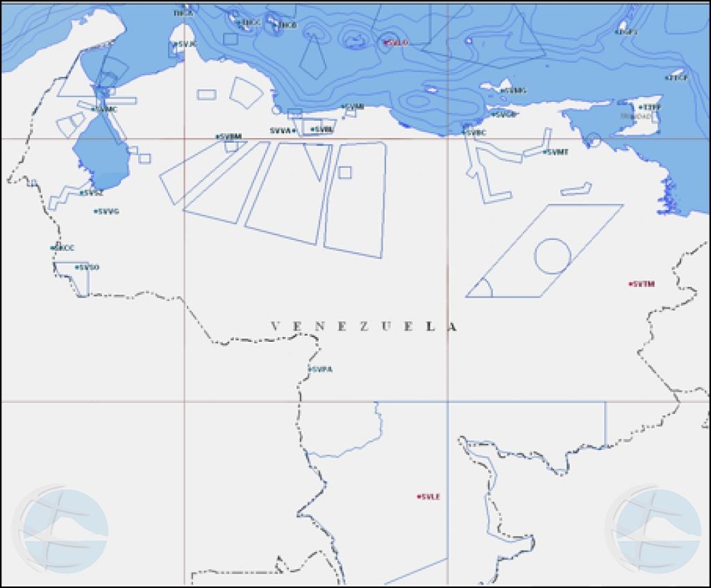 Venezuela a cera su espacio aereo pa avioneta comercial y priva