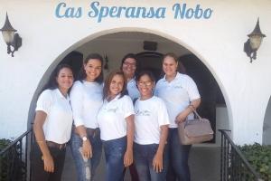 Ha'bon Aruba a expresa su sosten na Cas Speransa