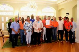 PPA/UPP levert lijst in met 20 kandidaten