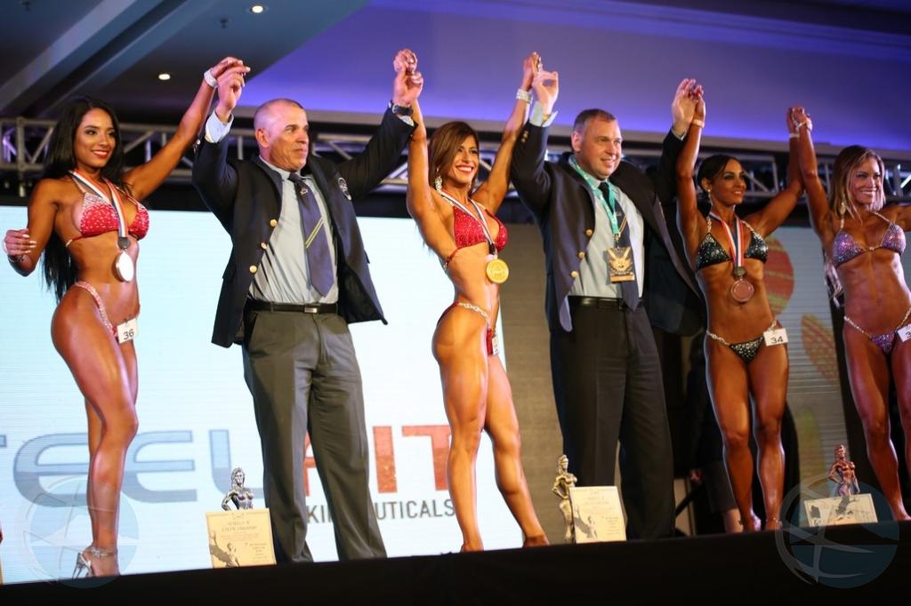 Ben Weider Caribbean Classic Aruba 2017