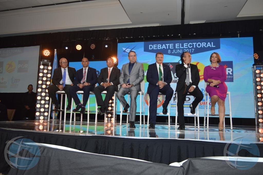 KVK: Di dos debate politico lo ta mas critico y dinamico
