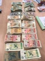 Durante entradanan hudicial caso 'Avior' a confisca 1 miyon florin cash