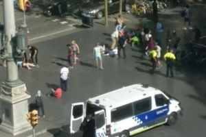 Atake terorista na Barcelona cu morto