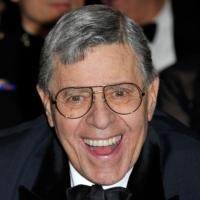 Comediante legendario Jerry Lewis a fayece