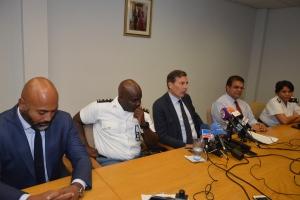 OM: Fuera di minister Croes, a detene un trahado di dje